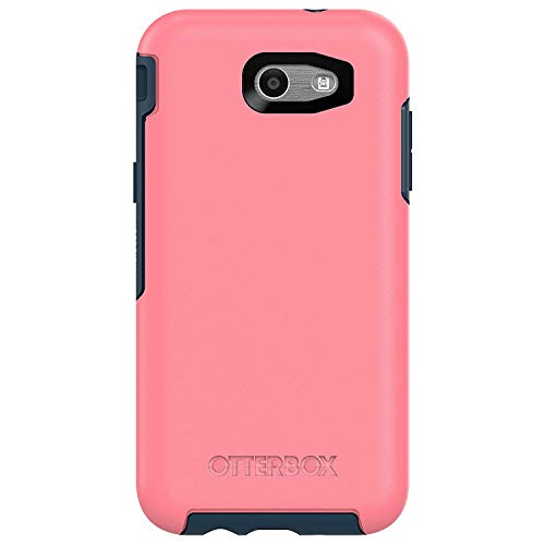 OtterBox 77-54846 SYMMETRY SERIES Case for Samsung Galaxy J3 (2017)/Galaxy Express Prime 2/Galaxy Amp Prime 2/ Galaxy Sol 2/Galaxy J3 Emerge/Galaxy J3 Prime/Galaxy J3 Luna Pro - Retail Packaging - SAL