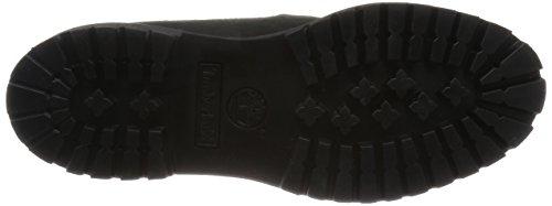 Timberland Mens Anti Fatigue Chukka Nubuck Boots Black