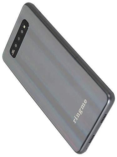 31wdGyMoWHL Surya R10 Pro 5.99 Inch Display 4G Smartphone Blue (2GB RAM, 16GB Storage) in Black Colour