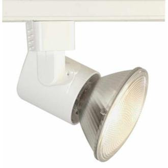 Juno Lighting T230-WH Track Light, Line Voltage Close-Ups Designer Series Open Track Fixture - White