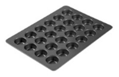 Perfect Results Wilton Industries 2105-6966 Mega Muffin Pan, Non-Stick, 24-Cup - Quantity 1