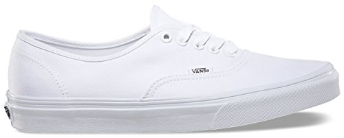 5 VN000EE3W00 Authentic VANS Womens Unisex True 5 Mens Canvas White 6 XqFvxAFw