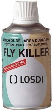 LOSDI - Insecticida Piretrina Natural 250 ML. - CB406