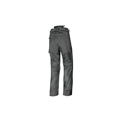 Olympia Dakar Men's Dual Sport On-Road Racing Motorcycle Pants - Pewter / Size 34 by Olympia Sports (Image #1)