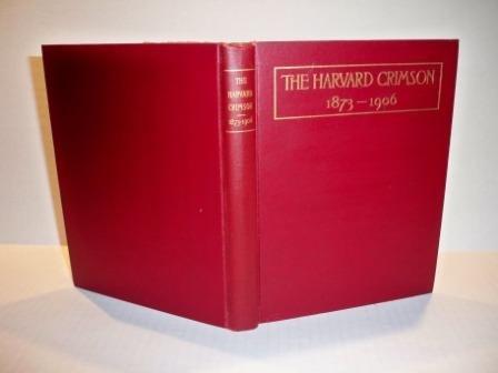 The Harvard Crimson 1873-1906