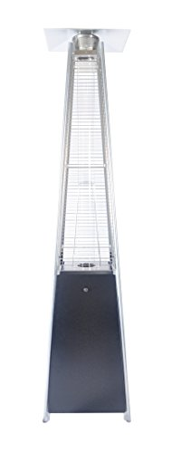LEGACY HEATING (CAPH-GT-S, Flame Outdoor Patio Heater 40000BTU