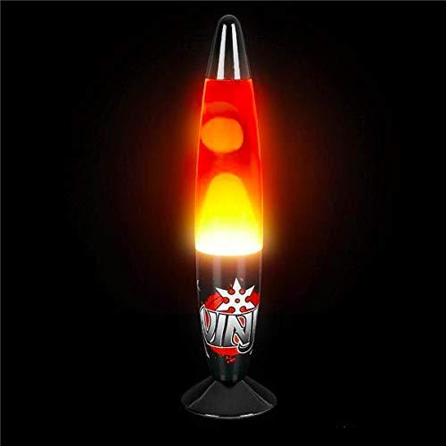 "Lava Lamp, 13"" Groovy Motion Lava Lamp, Perfect Lava Lamps for Bedroom Decor, Fun Stuff Lava Lamps for Adults and Kids, Lava Lamp Wax (Ninja)"