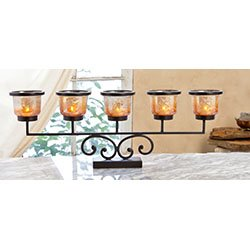 - Traditional Décor Collection Rustica Centerpiece