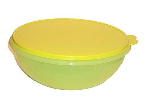 Tupperware Fix N Mix Bowl, Margarita Green Rare by Tupperware