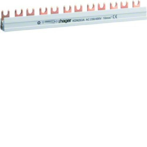 Hager Quick Front Bar kamrail KDN263A