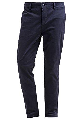 YOURTURN Herren Chino Hose in Schwarz, Grau, Blau o. Grün – Herrenhosen  lang aus Baumwolle – Chinos Regular Fit – Freizeit & Business Hosen  stylisch: ...