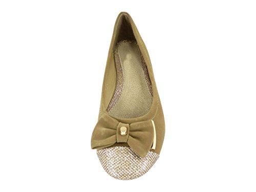 Chaussmaro - Zapato de vestir Mujer marrón