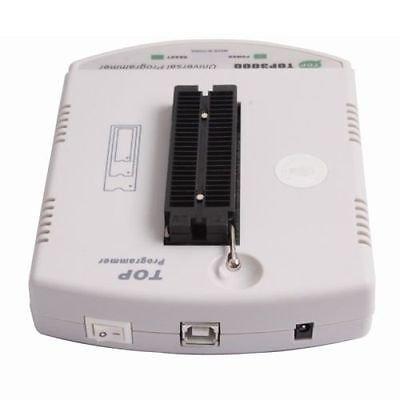 (TOPCHANCES USB Universal Programmer EPROM MCU PIC AVR Supports 2.5~6.5V Device)