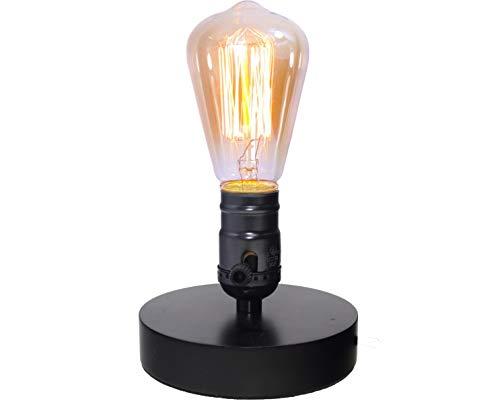 Licperron Vintage Desk Lamp Base Industrial Edison Table Lamp