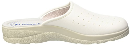 INBLU Herren Ric Sneaker Bianco (Bianco)