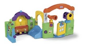 Amazon.com: Little Tikes Activity Garden Baby Playset