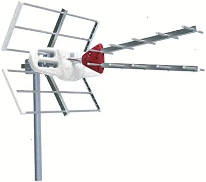 Antena Digital TERRESTRE UHF LTE Super Star 50, 15DB: Amazon ...