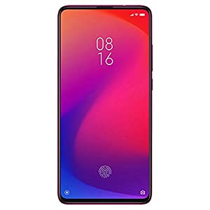 Xiaomi Mi 9T 64GB Duos Unlocked GSM Phone w/ 48MP Triple Camera – Red Flame