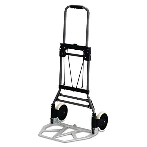 SAF4055NC - Description : Heavy Duty Truck - Safco Stow-Away Hand Truck - Each
