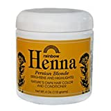 Rainbow Research Persian Blonde Henna, 4 Ounce - 6 per case.
