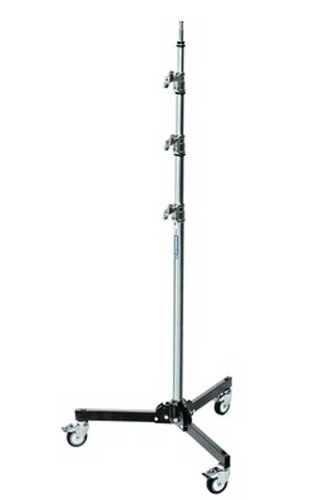 Avenger A5033 Folding Base Roller Photographic Light Stand 33