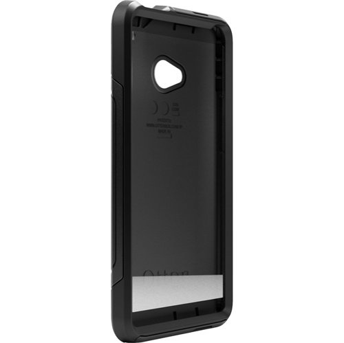 OtterBox Commuter Series Case for HTC One - Retail Packaging - Black