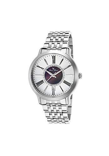 Lucien Piccard Women's LP-40004-22S-BKA Sofia Analog Display Quartz Silver Watch