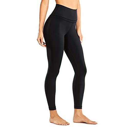 CRZ YOGA Women's Naked Feeling High Waist Yoga Tight...
