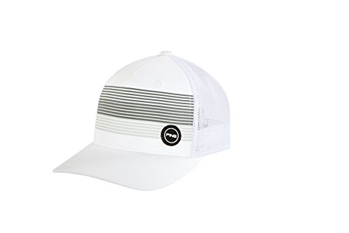 Ping Fitted Sport Mesh Hat | White | LG/XL