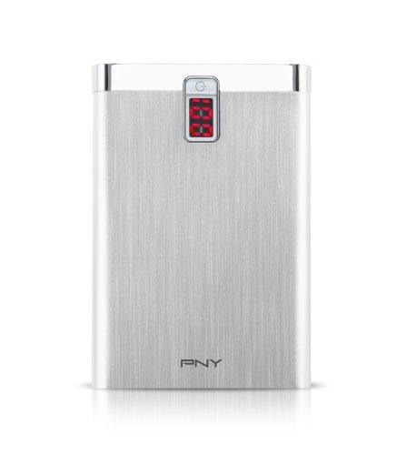 PNY BD7800 7800mAh 1 / 2.4 Amp PowerPack - Universal Portable Rechargeable Battery Charger for Apple iPhone /iPad, Samsung Galaxy/Note/Tab, Nexus, HTC, Motorola, LG, BlackBerry, and other Android Smartphones & Tablets by PNY (Image #2)