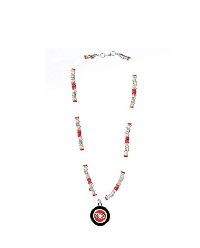 NFL San Francisco 49ers Shell Necklace, 18-Inch, -