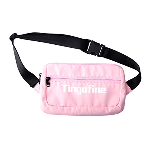 caceb144d287 coloing Running Pouch Belt Runner Waist Pack for Men Women Resistant  Runners Belt Gym(Pink one Size)