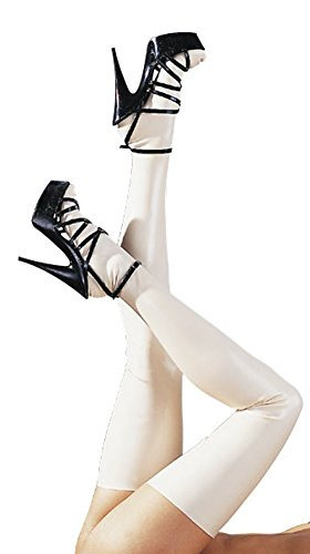 AvaCostume Womens Rubber Tights Stockings