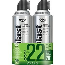 Spray Adhesive Blast (Joico I-C-E Hair Spiker Blast Duo)