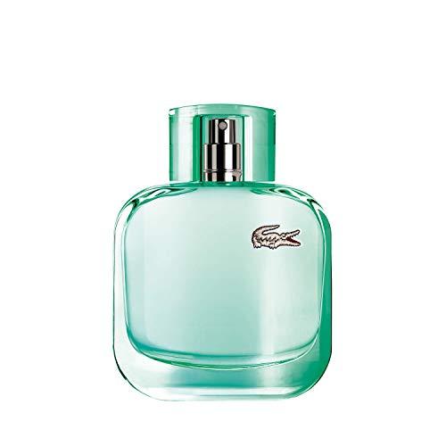 Lacoste L.12.12 Pour Elle Natural Eau de Toilette Spray for Women 3 oz