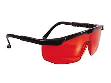 edbb97cc6ba572 Stanley 1-77-171 GL1 Lunettes de vision pour laser, Rouge noir ...