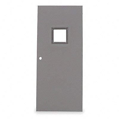D3688 Vison Light Hollow Metal Door 48x84
