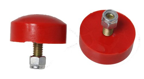 Energy Suspension 9.9116R 1'' Tall Button Head Bump Stop by Energy Suspension