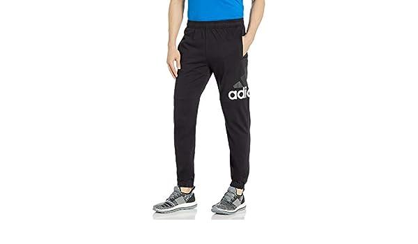 adidas Men's Essentials Performance Logo Pants, Mens