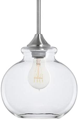 Ariella Casella Glass Pendant Light