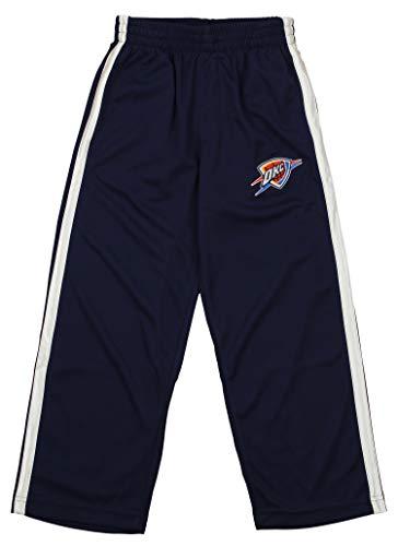 Outerstuff NBA Youth's Dribble Mesh Pants, Oklahoma City Thunder X-Large (14-16)