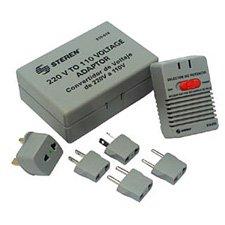 TecNec Steren Dual Voltage Foreign AC Power Converter -