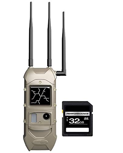 Cuddeback CuddeLink Dual Cell K-5789 with SD 32 GB Card