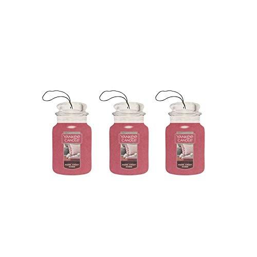 Yankee Candle Home Sweet Home Car Jar 3 Pack