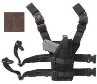 Blackhawk Omega Vi Holster (Universal Drop Leg Hlstr Ambid Ct)