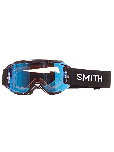 Smith Optics Black-Everyday Red Mirror 2017 Squad - Chroma Pop Mtb Goggle (Default , (Goggles Pop)