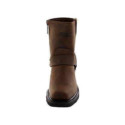 Harley_Davidson Shoes - Boots EL PASO - brown 2