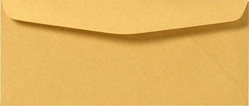 #12 Brown Kraft Regular Envelopes 28lb (4 3/4 X 11) - 50 Per Pack