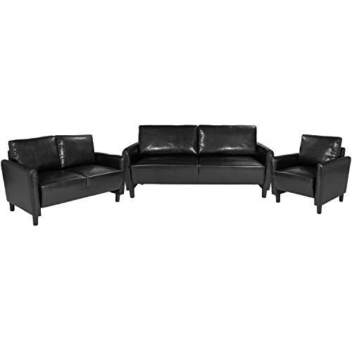 (Taylor + Logan AMZ-243656-TL Living Room Grouping Black)