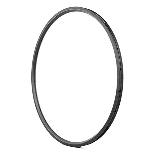 NEXTIE [NXT20T02] 23mm Width 20mm Depth Carbon Fiber Tubular Rim 700C